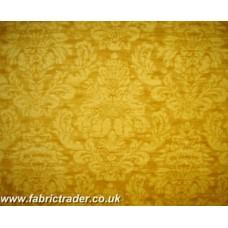 Chanderi in Yellow Gold
